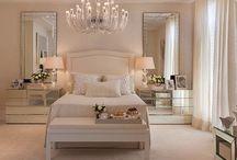 Girl Beige Bedroom