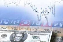 Forex / Investing in the Forex market with complete certainty can be called one of the most promising ways to invest personal funds. Trading on Forex has gained particular popularity during the global financial crisis, which can be explained by simple human desire: if you can not enlarge, then at least I can preserve what we have. / by Dragan Rd