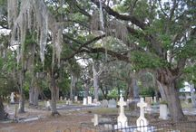 Old City Graveyard, Apalachicola, Florida