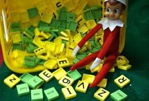 Elf on the shelf / by Caryn Solvsberg