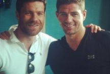 Steven Gerrard / by FootballStop.co.uk