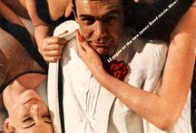 Bond, ... James Bond. / by Henryk P. Trocha
