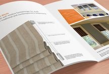 Literature | construction industry / Whether designed to intrigue and sell, or comprehensively explain, with comprehensive technical illustrations, every piece is properly targeted to its construction user group, visually powerful and brand-reflecting, easy to use, informative and accurate.