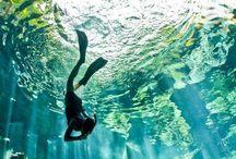 Under Water Stories