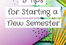 College tips!