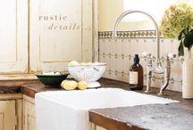 Kitchen redesign ideas / by Bex Somma