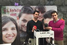 Impresora 3D adquirida por la Concejalía de Juventud de León