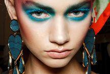 Catwalk make-up
