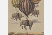 I like elephants too much