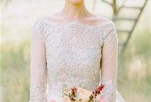 Wedding dresses / by Ashley