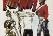 British History Uniforms