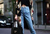 Kimono y otras chaquetas