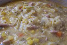 Soupe / Crop pot