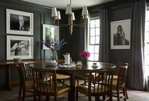 Decorating with a Black and White Color Theme