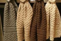 Knitting Patterns- Kitchen & Bath