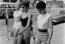 VINTAGE Style / 40s, 50s and 60s