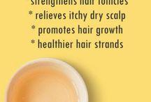 Tea Hair