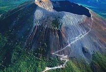 sopky-volcanoes