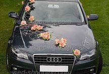 auto ślubne