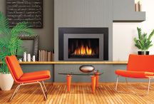 Fireplaces / Come to Lehrer's for all the gas, wood, pellet & electric fireplace essentials:  Fireplaces, Freestanding stoves, mantles, glass doors, accessories and more.