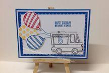 S U ice cream truck