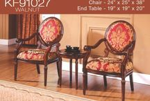 Accent Furniture (Chair, Chaise, Decorations)