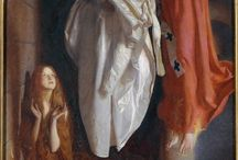 Art - Pre-Raphaelites / Pre-Raphaelite art / by Joan Redd