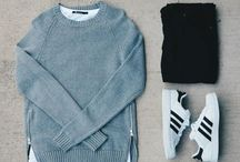 [fashion] outfit grids