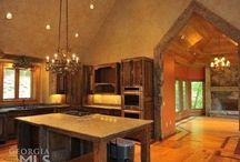 Estates: Dreamy Cabins