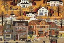 Charles Wysocki / by Gretchen Tsantles