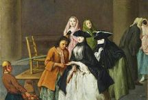 Venetian painter: Longhi / Pietro Longhi (1702 or November 5, 1701 – May 8, 1785) was a Venetian painter of contemporary scenes of life.