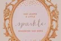 Sparkle Birthday / by Trina Harding
