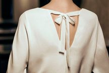 silk blouse