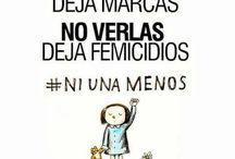 NO a la violencia de genero!