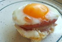 incredible edible egg / by Corinne Dauksavage