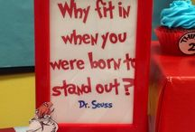 Berkley's Dr Seuss Bday / by Shawna Hamilton