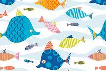Pisces Textile