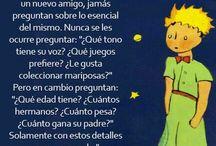 Principito / Frases
