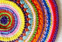 Crochet / Crochet mats and other things