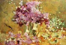 flori in viziune romaneasca