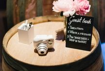 Unique Wedding Ideas / The simple things that you can do differently, to make your wedding unique!