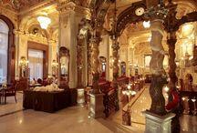 Cafés et pâtisseries de Budapest