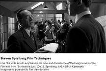 For the Love of the Art of Cinema / Techniques and Methods of the Masters of the Cinematic Arts