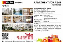 RENT & SELL / Property Listing for RENT & for SELL