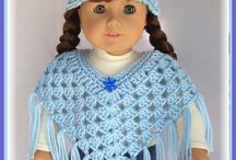 American doll patterns