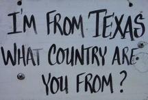 Texas / by Karen Kliesing