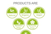 Nuts Organic Skincare / Nuts Organic retails affordable, natural, organic skincare suitable for all skin types