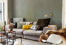 nieuwe kleuren woonkamer