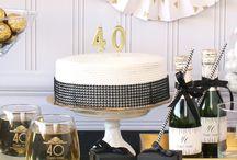 Adult Birthday celebrations