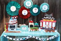 Twins Second Birthday Party / by Angela Roberts